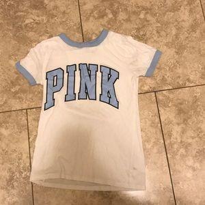 victorious secret, PINK t-shirt